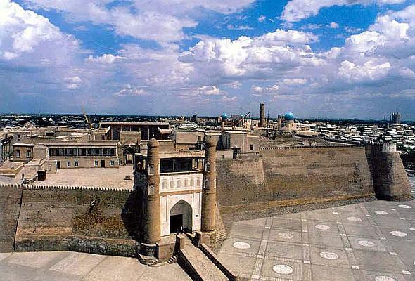 Ark citadel
