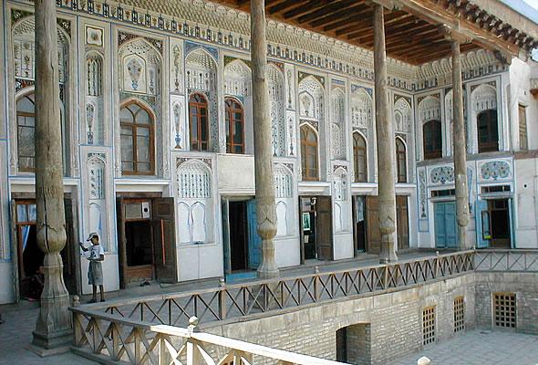 Fayzulla Khodjaev Memorial Museum